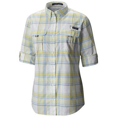 Columbia Women's PFG Super Bahama Long-Sleeve Shirt