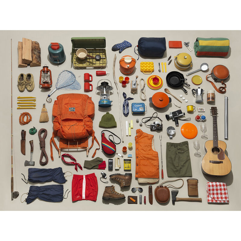 Camping Equipment 500-Pc. Jigsaw Puzzle image number 3
