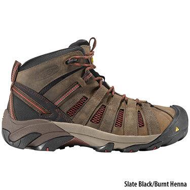 KEEN Utility Men's Flint Mid Steel Toe Work Boot