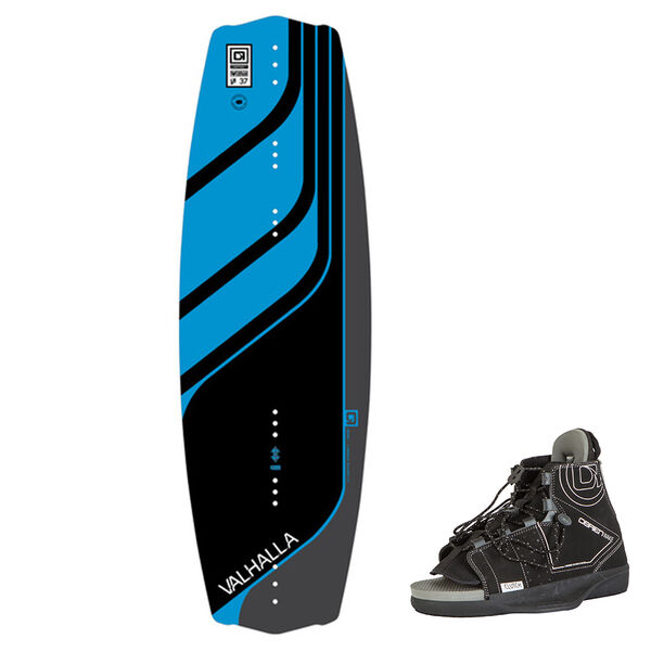 O'brien Valhalla Wakeboard With Clutch Bindings