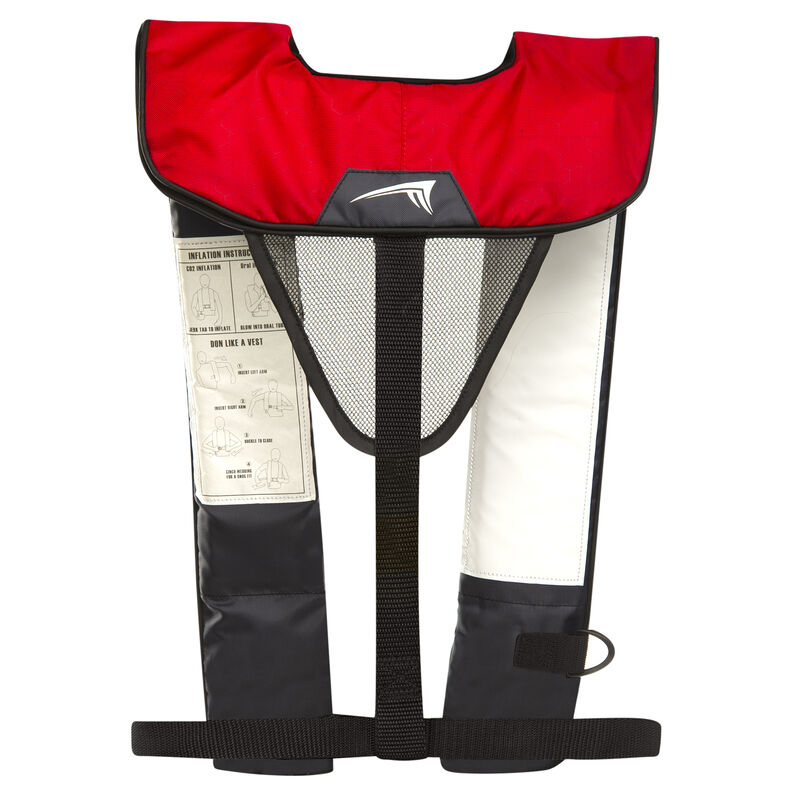 Forge Fishing 1H Slimline Automatic PFD image number 6
