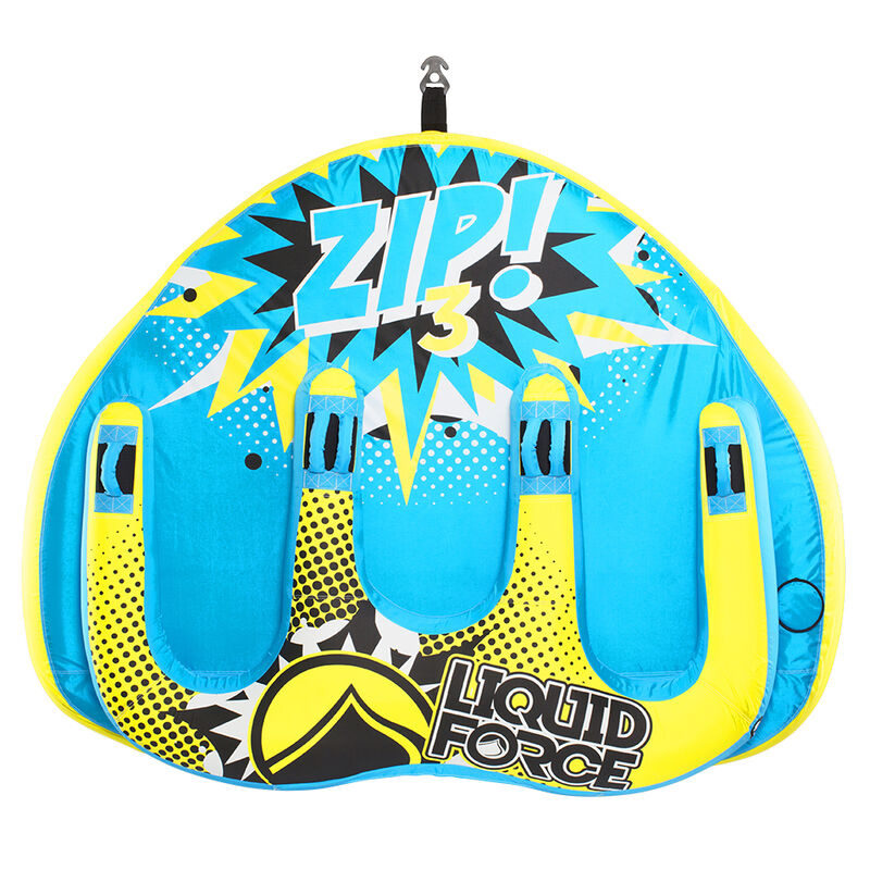 Liquid Force Zip 3-Person Towable Tube image number 2