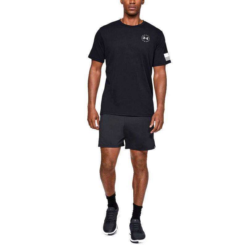 Under Armour Men's Freedom Flag Graphic Tee image number 10