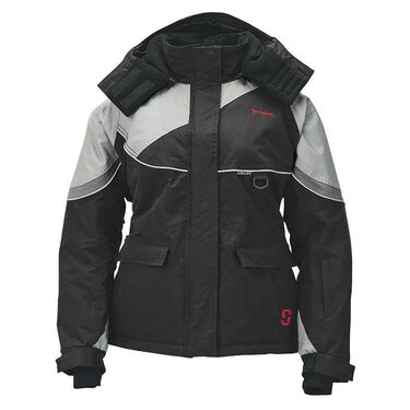 Striker Ice Prism Jacket, black/gray