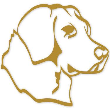 Labrador Vinyl Decal