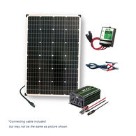 Nature Power 110-Watt Complete Solar Kit