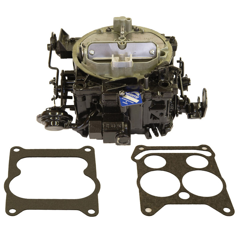 Sierra Remanufactured Carburetor Rochester/Mercruiser, Sierra Part 18-7617-1 image number 1
