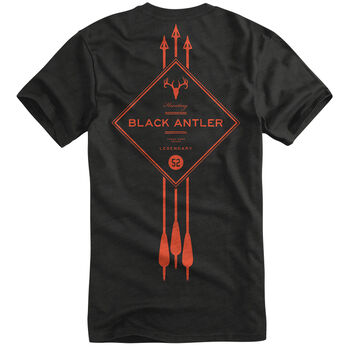 Black Antler Men's Stick Short-Sleeve Tee