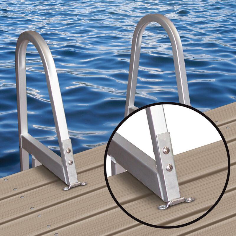 Dockmate Stationary Dock Ladder, 5-Step image number 3