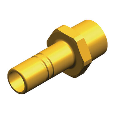 """Whale 15mm Male Stem Adapter With 3/8"""" NPT"""