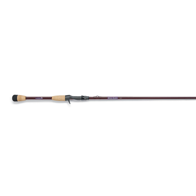 St. Croix Mojo Bass Casting Rod image number 1