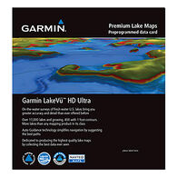 Garmin LakeVu HD MicroSD/SD Card For GPSMAP/echoMAP/ Series