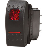 Blue Sea Systems Contura II Switch, SPDT ON-OFF-ON
