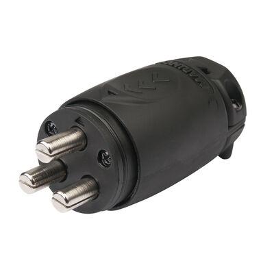 Marinco 70A 3-Wire Trolling Motor Plug