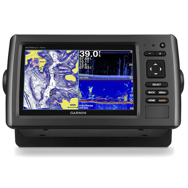 Garmin echoMAP 73DV Chartplotter/Fishfinder