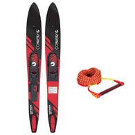 """Connelly Cayman 67"""" Combo Skis w/ Adjustable Bindings and Rope"""