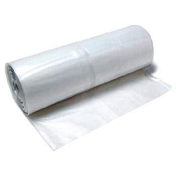 Poly-America 4mL Clear Plastic Sheeting, 20' x 100'