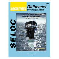 Seloc Marine Outboard Repair Manual for Johnson/Evinrude '73 - '91
