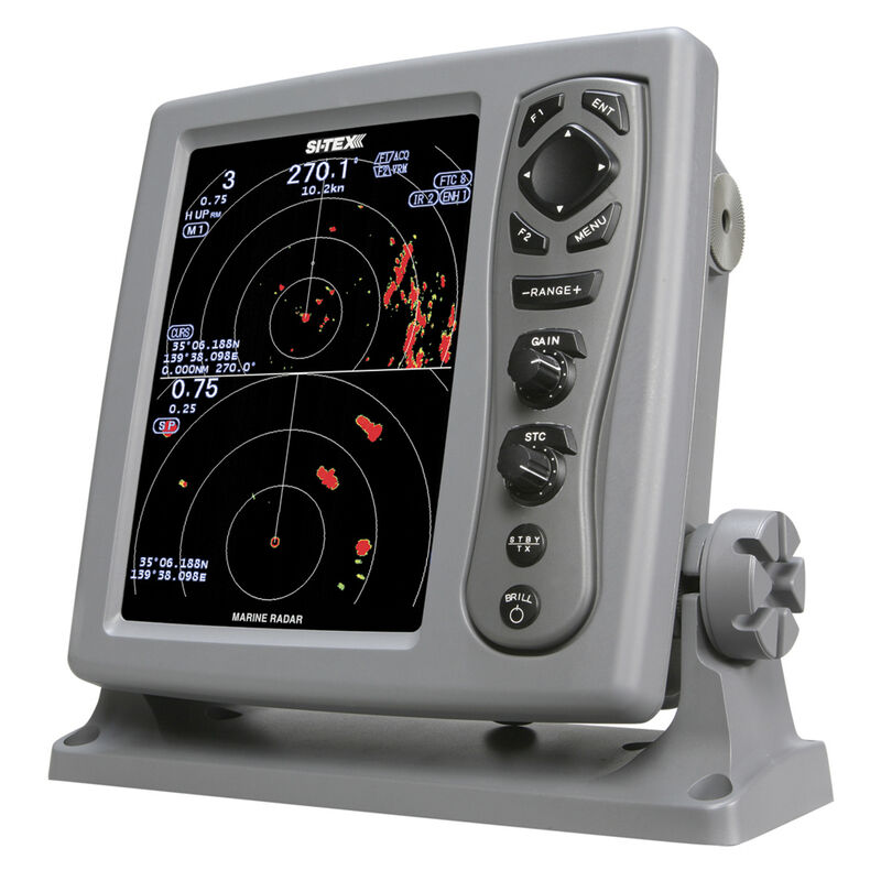 Si-Tex T-941 Digital Marine Radar image number 1