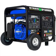 DuroMax Dual Fuel 13,000-Watt Push Button Start Generator