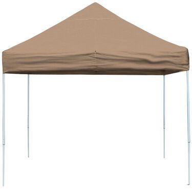 10X10 Pro Series Pop-Up Canopy - Desert Bronze