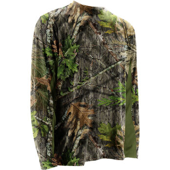 Nomad Men's NWTF Long-Sleeve Cooling Tee
