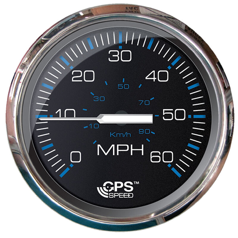 Faria Chesapeake SS GPS Speedometer, 60 MPH image number 1
