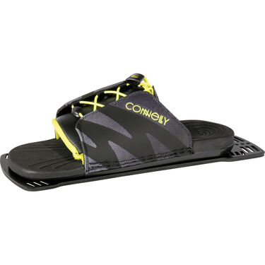 Connelly Carbon V Slalom Waterski With Sync Binding And Rear Toe Plate