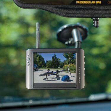 Master Lock Vehicle Back-Up/Hitch Alignment Camera