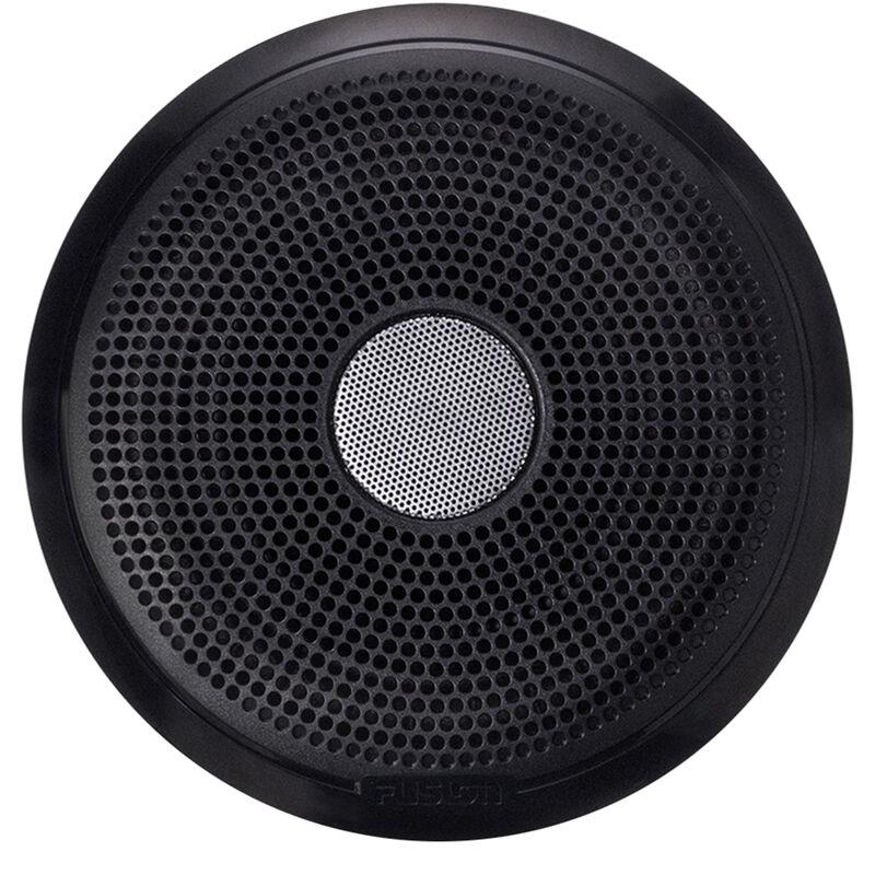 "FUSION XS-F40CWB XS Series 4"" 120 Watt Classic Marine Speakers - White & Black Grill Options image number 3"