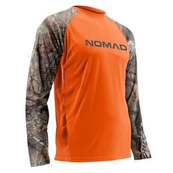 Nomad Men's Long-Sleeve Raglan Tee