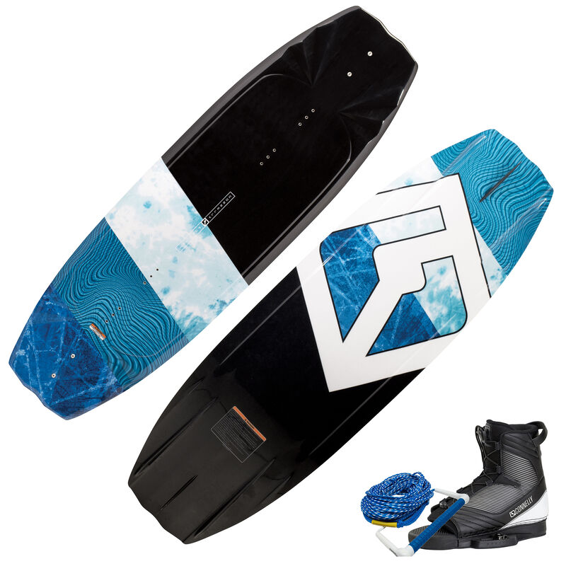 Connelly Pure Wakeboard With Optima Bindings, Handle, And Rope image number 1