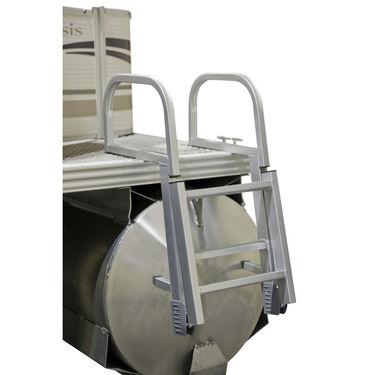 Toonmate 3-Step Folding Pontoon Ladder
