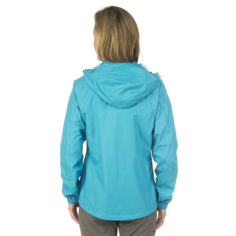 Ultimate Terrain Women's Thunder-Cloud II Rain Jacket image number 7