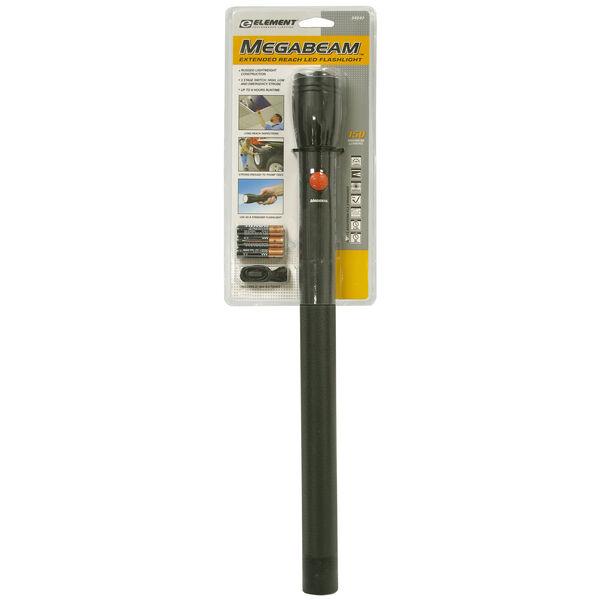 Element Megabeam LED Extended Reach Flashlight/Tire Thumper