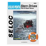 Seloc Marine Stern Drive & Inboard Repair Manual for Volvo/Penta '92 - '02