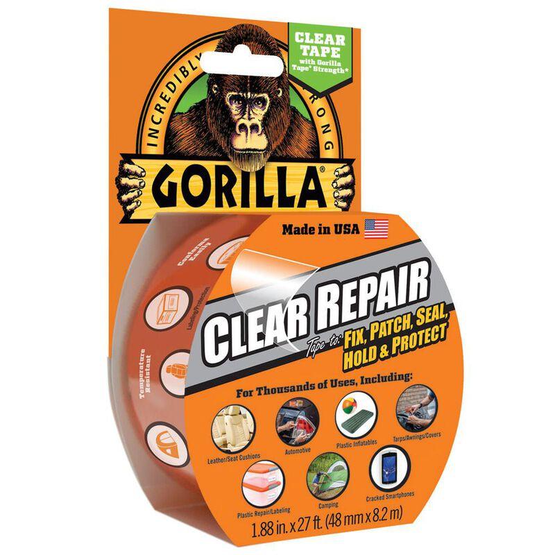 Gorilla Clear Repair Tape image number 1