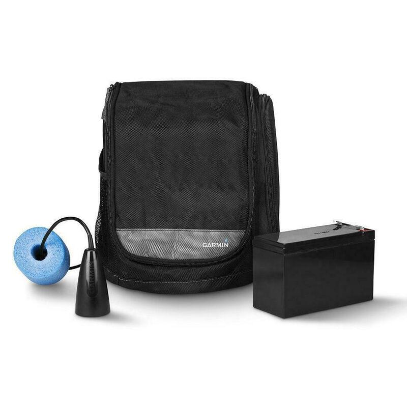 Garmin Small Portable Ice Fishing Kit image number 1
