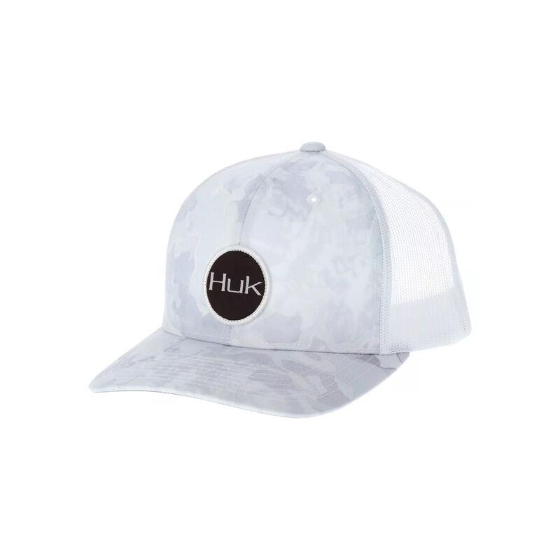 HUK Men's Camo Mesh Hat image number 1