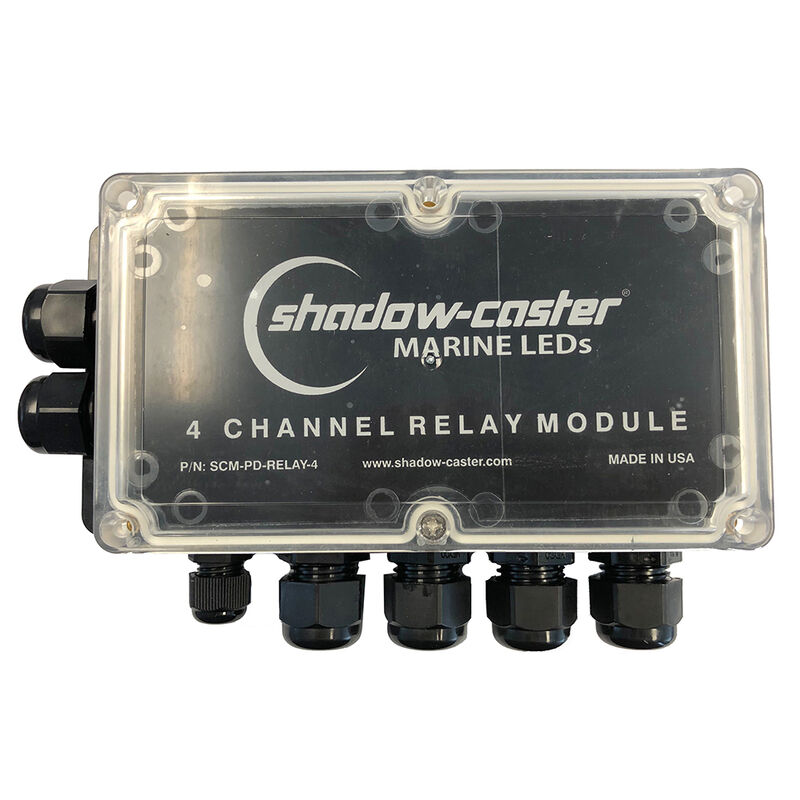 Shadow-Caster 4-Channel Relay Box image number 1