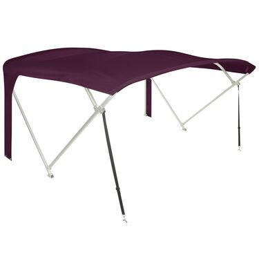 "Buggy Style Pontoon Bimini Top Fabric Only, Sunbrella Acrylic, 90""-96"" Wide"