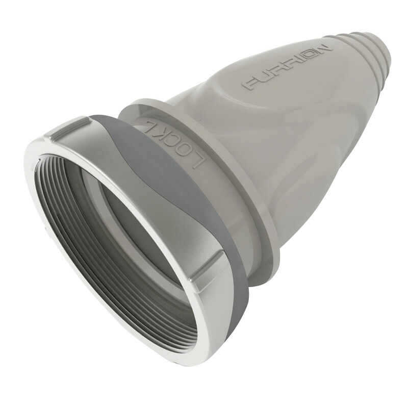Furrion 30A Male Plug Cover (Silver) image number 1