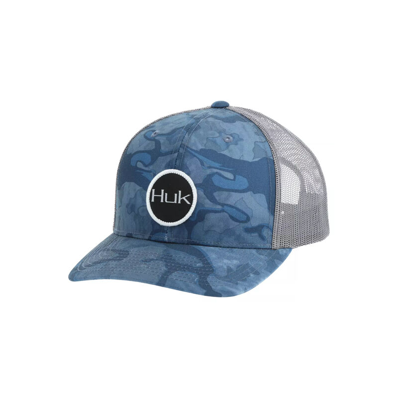 HUK Men's Camo Mesh Hat image number 3