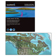 Garmin Canada LakeVu HD Ultra MicroSD/SD Card For GPSMAP/echoMAP Series