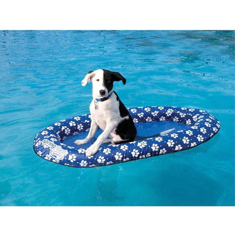 Paddle Paws Pet Float, For Dogs Up To 64 lbs. image number 1