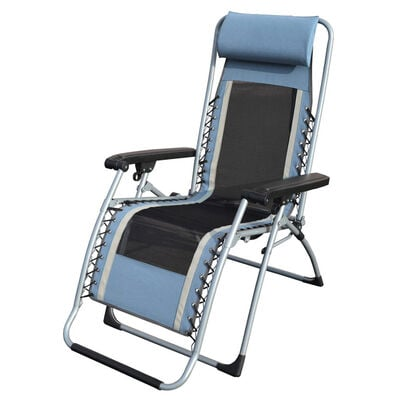 Caravan Sports Infinity OG Lounger Cool Mesh With Carry Strap Outdoor Recliner