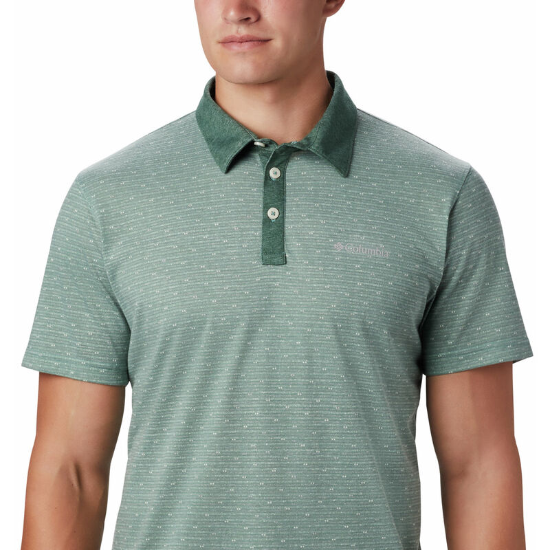 Columbia Men's Thistletown Park Short-Sleeve Polo image number 14