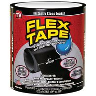 "Flex Tape, 4"" Black"