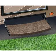 Prest-o-Fit Trailhead Universal RV Step Rugs, Buckskin Brown, 3-pack