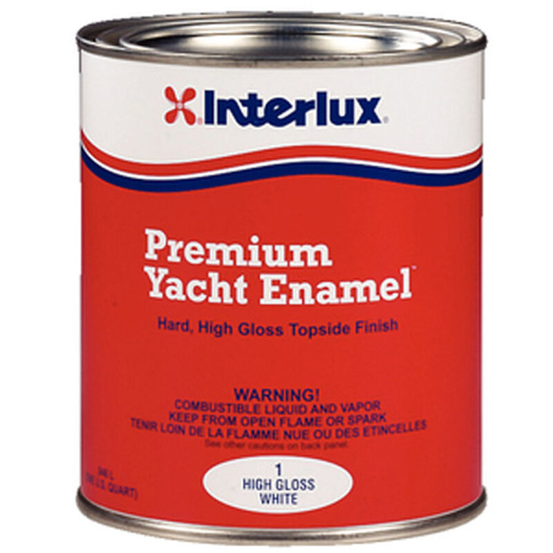 Interlux Premium Yacht Enamel, Gallon image number 1